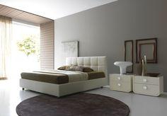 Κρεβατοκάμαρα Jazz, Κρεβατοκάμαρες : Κρεβάτια,  Έπιπλα σπιτιού Milanode, Βρείτε εδώ έπιπλα υψηλής ποιότητας και μοντέρνας σχεδίασης σε εξαιρετικές τιμές.