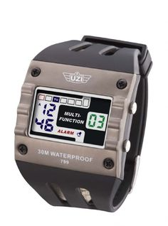 b273721e3e7 Hot off the presses! New UZI-W-799 Digital Watch for only  19.95