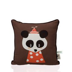 CASANOVA Møbler — ferm LIVING - Posey Panda pude