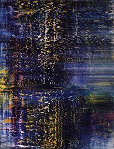 Gerhard Richter / Wald (3)