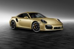 Golden rules: Porsche 911 Turbo Exclusive (991)