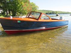 Wood Boats For Sale, Power Boats For Sale, Classic Boats For Sale, Classic Wooden Boats, Wooden Boat Building, Wooden Boat Plans, Lyman Boats, Wooden Speed Boats, Runabout Boat