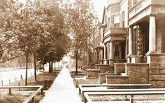 Etter 1940  hadde Hanna og Adolph bostedsadresse i Green Str., Chicago.