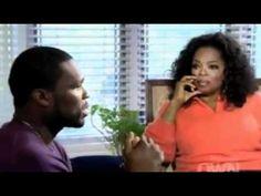 Oprah Talks to 50 Cent - awww 50 is such a teddybear!