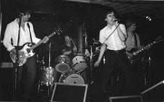 Cinecyde at Bookies Club 870, Detroit, Michigan circa 1978. #cinecyde #bookiesclub870 #detroitpunk #punk #tremorrecords #detroit