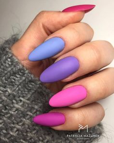 nails - Beautiful chic and cheerful nail art designs Hair and Beauty eye makeup Ideas To Try Nail Art Design Ideas Cute Acrylic Nails, Cute Nails, Pretty Nails, Pink Acrylic Tips, Hair And Nails, My Nails, Glow Nails, Almond Nail Art, Dream Nails