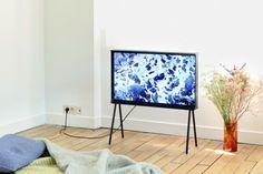 Technik kann auch optisch begeistern! (Foto: Samsung) #home #tv #wohnzimmer #livingroom #interior