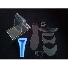 High Heel Fondant Shoe Kit cakepins.com