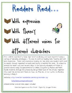 If your young readers are ready to start working on fluency and expression this is the perfect online activity.  Students will listen to stories re...