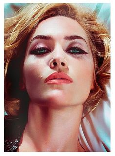 Kate Winslet by Tom Munro .