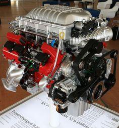 2018 Dodge Demon Engine 840 HP with High Octane Racing Gasoline Hellcat Engine, Hemi Engine, Car Engine, Dodge Srt, 2018 Dodge, Dodge Challenger, Chrysler 300 Srt8, Crate Engines, Performance Engines