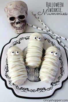Twinkie Mummy