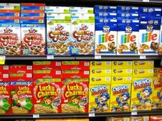 This is pretty shocking stuff if it's true - is our cereal this sneaky????