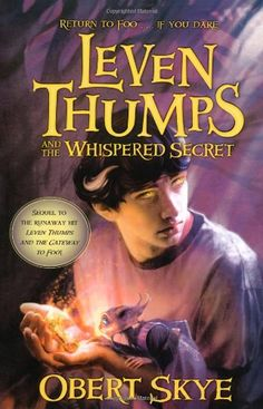 The Whispered Secret (Leven Thumps) by Obert Skye http://www.amazon.com/dp/1416947183/ref=cm_sw_r_pi_dp_Fompwb152SGFS