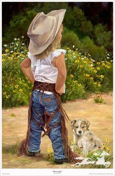 ".""country girl"" rétrogirl"
