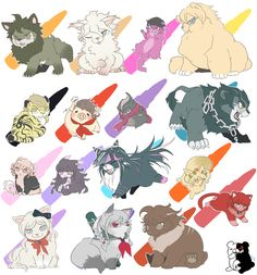sdr2 canines