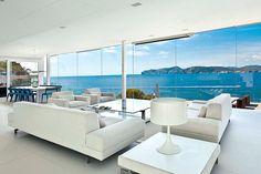 Waterfront Designer Villa in Mallorca - Santa Ponsa, on the Spanish island of Mallorca