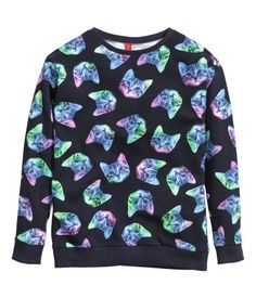 H&M Sweatshirt with a print $29.95