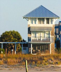 Bald Head Island Vacation Rental - Tijuca Tower on the beach Bald Head Island, Us Holidays, Going Bald, Bald Heads, Holiday Accommodation, Waterfront Homes, Pool Landscaping, Beach Cottages, Vacation Trips