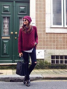 14 winter outfit ideas for the casually stylish girl