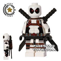 Custom Design Mini Figure POP - Deadpool | POP Custom Design | Custom Design Minifigures | FireStar Toys