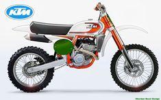 ktm dirt bikes classic - Google Search