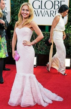 Visions in Red, White and Sparkles: The Best and Worst Dressed of the 2013 Golden Globes!