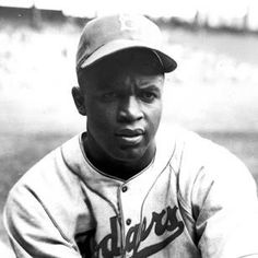 a biography of jack roosevelt robinson a baseball player The paperback of the jackie robinson: a biography by arnold  a baseball player who could focus a  jack roosevelt robinson's early life in.