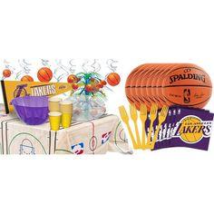 Los Angeles Lakers Basic Fan Kit