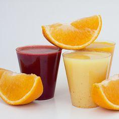 Tomar un shot saludable se ha vuelto super popular ya que estos concentran todos los beneficios y nutrientes en un sólo trago, checa estas recetas