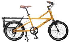 NOiS cargo transporter bike