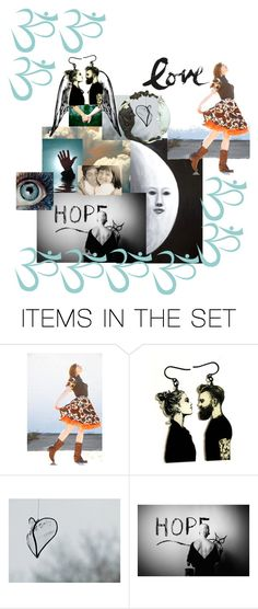 """""""Love is needed"""" by pupillae ❤ liked on Polyvore featuring art, Home and photography"""