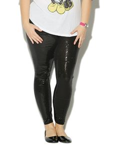 Plus Size Clothing for Women - Loey Lane Champagne Toast Sequin ...