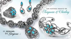 Carolyn Pollack Jewelry | Designed & Crafted in America | Genuine Gemstones | Sterling Silver