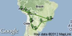 Interactive travel maps to check out!