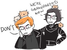 idk why but i imagine in an AU where Kylo brings back a cat from some backwater planet that is literally death incarnate embodied in a hell begotten tomcat and Hux is against it bc he doesn't need two beasts throwing tantrums on his ship but then the cat gets millicent pregnant and Hux's enraged screams can be heard throughout the Finzalier