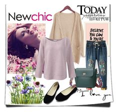 """""""#Newchic 5"""" by kristina779 ❤ liked on Polyvore featuring Gracila"""