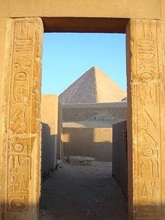 The temple of the sphinx horemakhet built by Amenhotep ii, 18th dynasty giza.