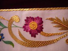 Marching embroidery workshop Sebastian