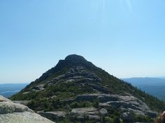 Mt. Chocorua, NH--been to the top of this one, too.