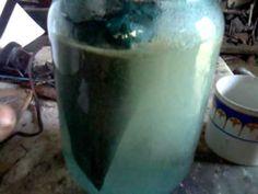 Apa vie, si apa moarta - apa alcalina,si apa acida.