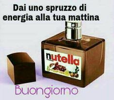 :) I have never seen a Nutella perfume ever in my life. It might smell like the Nutella jam once you put in your body.