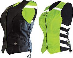 Missing Link D O C Reversible Safety Vest Hi Vis Ladies MD G2RVWGM | eBay, $111