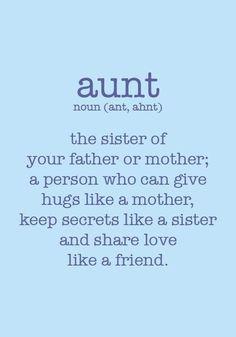 Aunties...