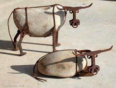 Creative Cow Sculptures