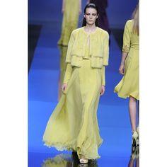 Elie Saab RTW Fall 2013 - Slideshow - Runway, Fashion Week, Reviews... via Polyvore