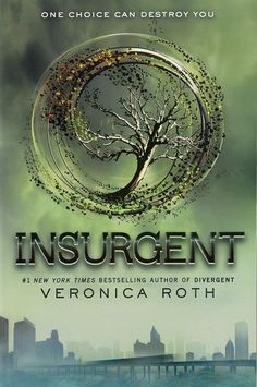 Pin for Later: Spring Reading List: 60 Books to Read Before They're Movies Insurgent by Veronica Roth