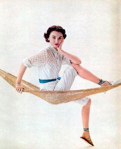 Glamour Magazine <3 1951