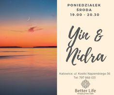 Zajęcia Yin jogi i Nidry w Katowicach Betta, Blog, Movie Posters, Film Poster, Popcorn Posters, Film Posters, Betta Fish, Posters
