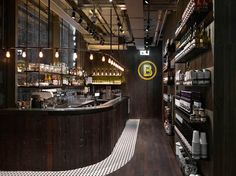BEEF & LIBERTY is a gourmet burger restaurant that opened its second shop in Hong Kong, following the shop in Shanghai Center in Shanghai.